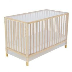 Mothercare mosquito bed cover