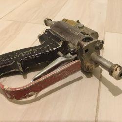 Glascraft pistol de pulverizare bicomponentă
