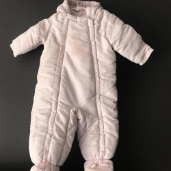 Children's overalls for the fall