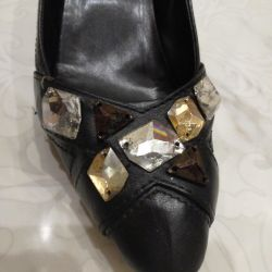 Leather shoes Hogl
