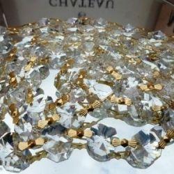 Inele, agrafe pentru candelabru de cristal