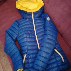 Autumn jacket for girls.