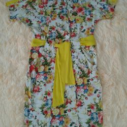 Minova's dress