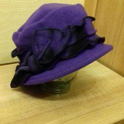 Şapka yeni kürk