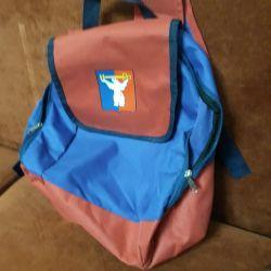 New backpacks 2pcs actual 7.11.18