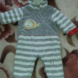 Children's clothing overalls