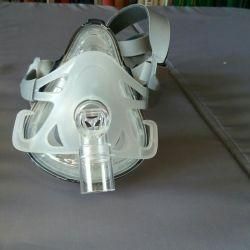 Маска для ИВЛ( рот-нос)
