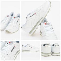 Reebok Genuine Leather Sneakers