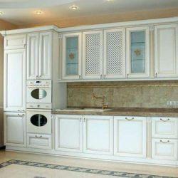 Кухня Лінійна Біла