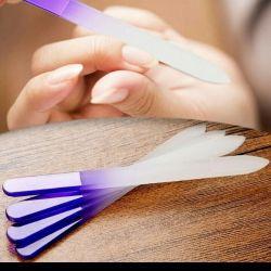 Ceramic nail file