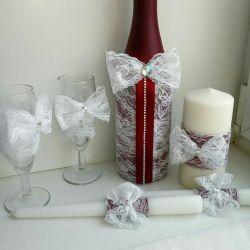 Wedding Set In Stock