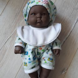 New Negro doll brought from Turkey