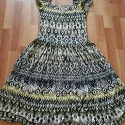 Летнее платье ☀ 48-50 размер