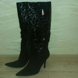Boots demi-rr 38