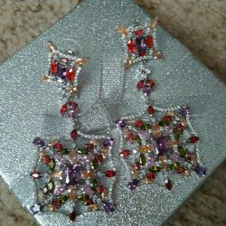 LUX class earrings