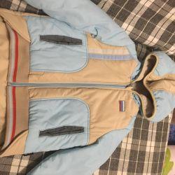 Куртка детская 98 р демисезон