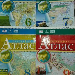 Подготовка к ОГЭ, контурные карты