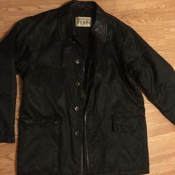 Men's raincoat coat L-Xl