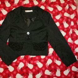 School jacket, p.116