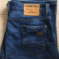 Jeans shorts (38 size)
