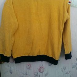 Terry blouse for 7-8 years