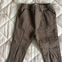 Jeans nou 88-100 cm