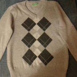Sweater pants shirt