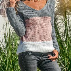 Пуловери ALACATI STILI ALC-5021 р-р універсальний! Н