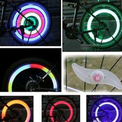 Светодиодное освещение колес