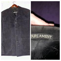 Men's extra long jacket size 52 pp