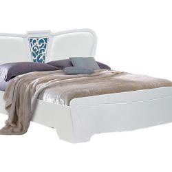 Το κρεβάτι της Olga 12 mdf 1600