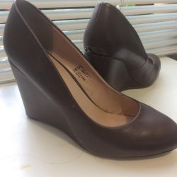 Shoes 38 leather