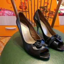 Solange leather shoes, 37 size