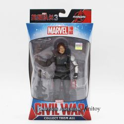 Bucky Winter Soldier 18 cm