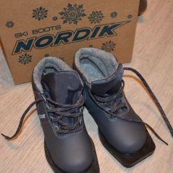 Μπότες σκι 32 μέγεθος