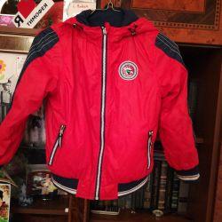 Geri dönüşümlü ceket, 4-5 yıl