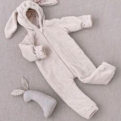 Overalls bunny