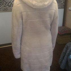Yeni mouton ceket)