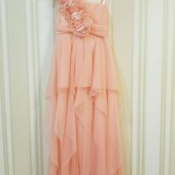 YENİ Kızlar için şık elbise