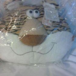 Мягкая игрушка- подушка