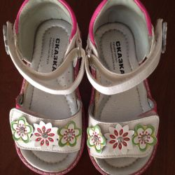 Sandals for girls Tale