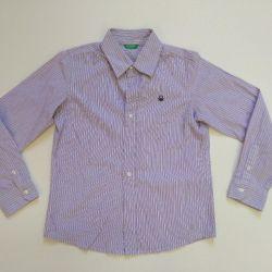 Shirt for a boy Benetton.