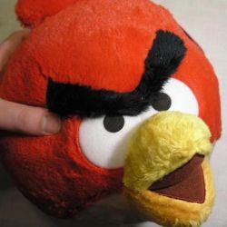 Мягкая игрушка большая Angry Birds