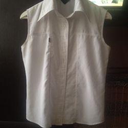 Shirt sleeveless
