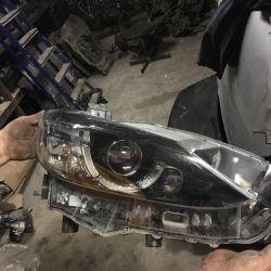 Headlight led to Mazda 6 GJ 2017. right