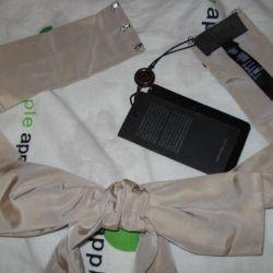 La Perla bow belt new