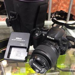 Дзеркальний фотоапарат Nikon D3100 Kit