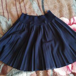 Σχολική φούστα.