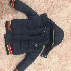Jachetă caldă demi