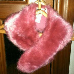 Fur Collar H&M